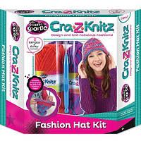 Набор для творчества серии Вязание Cra-Z-Knitz Модная шапочка 17119