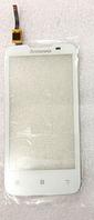 Оригинальный тачскрин / сенсор (сенсорное стекло) для Lenovo A820 (белый цвет)