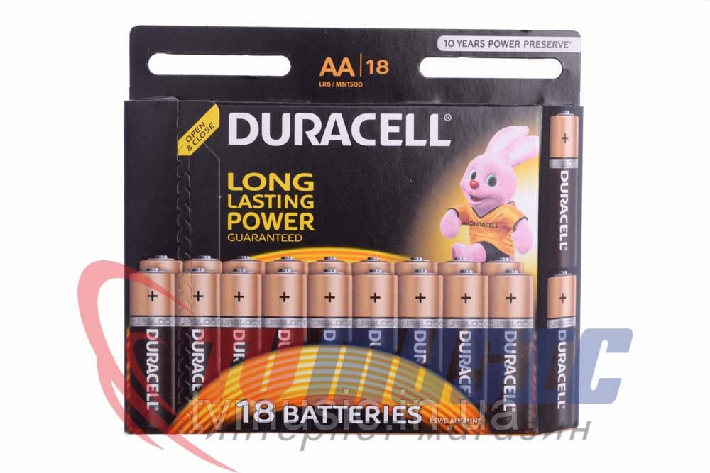 Батарейка Duracell AA LR6 / MN1500
