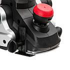 Электрорубанок 850Вт, 16000об/мин, нож 82мм, 0-3мм INTERTOOL WT-0710, фото 4