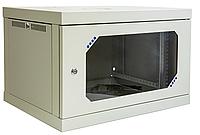 Шкаф настенный телекоммуникационный CSV WALLMOUNT LITE 6U-450 (АКРИЛ), фото 1