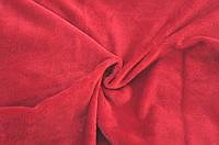 Плюш рубиновый (малиновый)