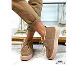 Ботинки зимние хайтопы на шнуровке, фото 6