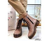 Шкіряні черевики Dr. Martens, фото 6