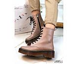 Шкіряні черевики Dr. Martens, фото 7