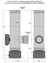 Котел электрический GAZDA-Extra КЕН-1-8,0, электродный однофазный водонагреватель 8/9,5 кВт, фото 3