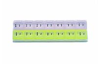 Таблетница-органайзер для таблеток, 2 недели