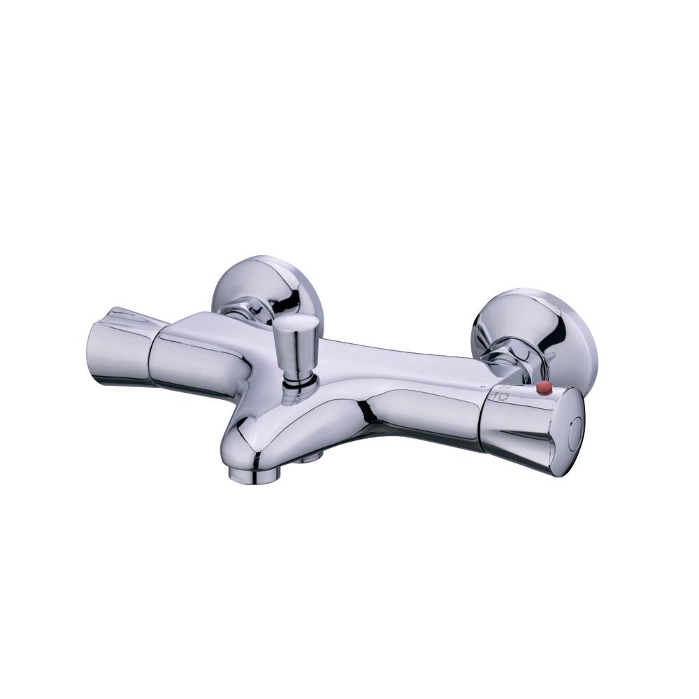 Смеситель PIAVE Ø27 термостатический для ванны литой CORSO (EG-8C187C)