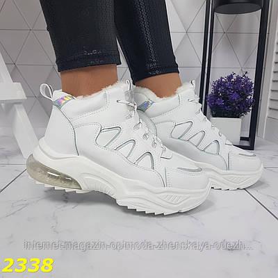Женские зимние ботинки на низком ходу с молниями, размеры: 40, 36, 38, 37, 39, 41, цвет - черный
