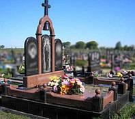 Изготовление памятников на двоих в Луцке, фото 1