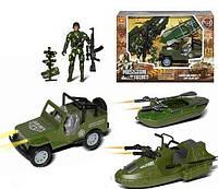 Детский военный набор, игрушка для мальчиков