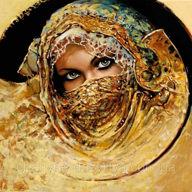 """Набор алмазной вышивки (мозаики) """"Шахерезада"""""""