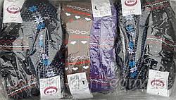 Подростковые носки девочкам махра стрейч тм Эко р21-23(11-14)