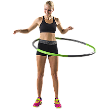Обруч Tunturi Fitness Hoola Hoop 1,5 kg 14TUSFU275, фото 2