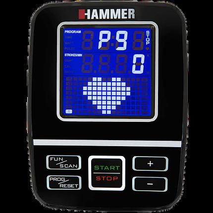 Гребной тренажер Hammer Pro Force 4534, фото 2