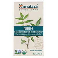 Ним, Neem, Himalaya, 60 каплет