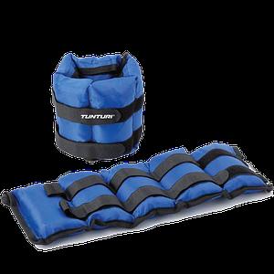 Обважнювачі змінювані Tunturi Variable Arm/Leg Weights 2 x 2,25 kg 14TUSFU168