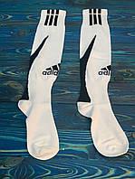 Гетры для футбола Adidas (Белые), фото 1