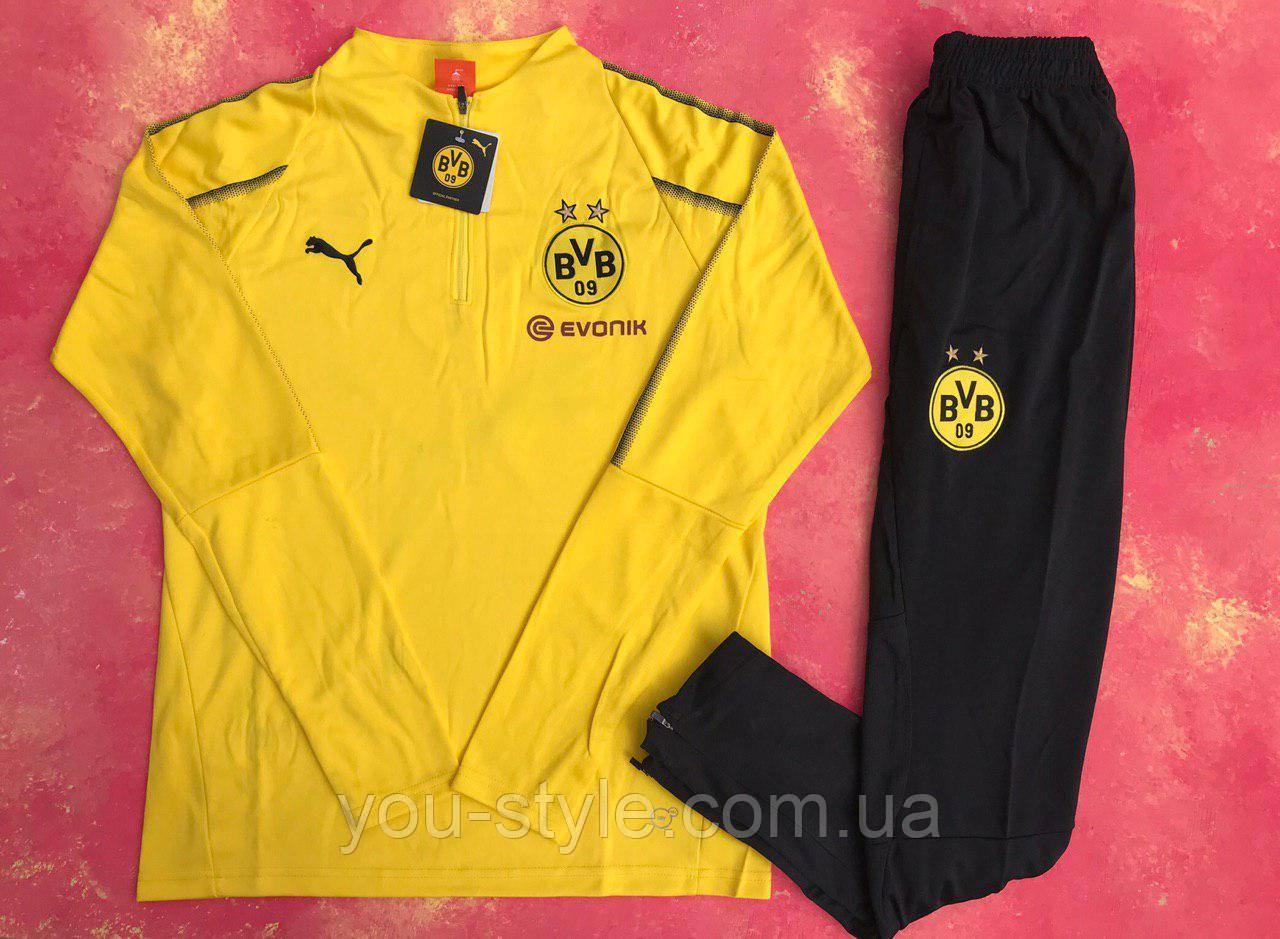 Спортивный (тренировочный) костюм Puma Боруссия Дортмунд (BVB)