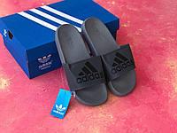 Сланцы/шлепки/шлепанцы/Adidas/ адидас/серые, фото 1