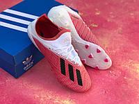 Бутсы Adidas X 19.3/бутсы адидас/ футбольная обувь, фото 1