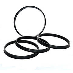 Центровочные кольца   106.1/100.1 Термопластик 280°С  CUPs