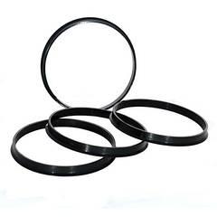 Центровочные кольца   106.1/67.1 Термопластик 280°С  CUPs