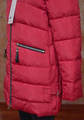 Куртка-парка женская (зима) FINEBABYCAТ131 (XXL), фото 2