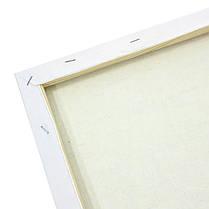 """Картина по номерам Lesko DIY PH9560 """"Дома на воде"""" набор для творчества на холсте 40-50см рисование, фото 2"""