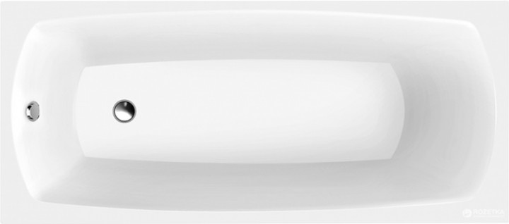 UBQ170MYA2V-01-EXPO Ванна кварилова My Art, Solo 1700 x 750 mm з опорою,EXPO