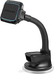 Магнитный держатель усиленный Promate MagMount-6 Blue для телефона