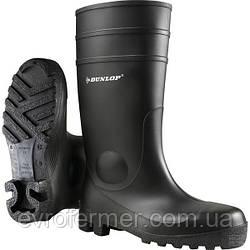 Захисні гумові чоботи Dunlop Protomastor S5