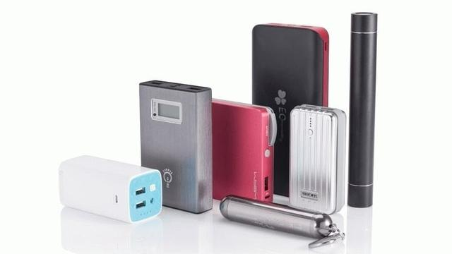 Портативні батареї