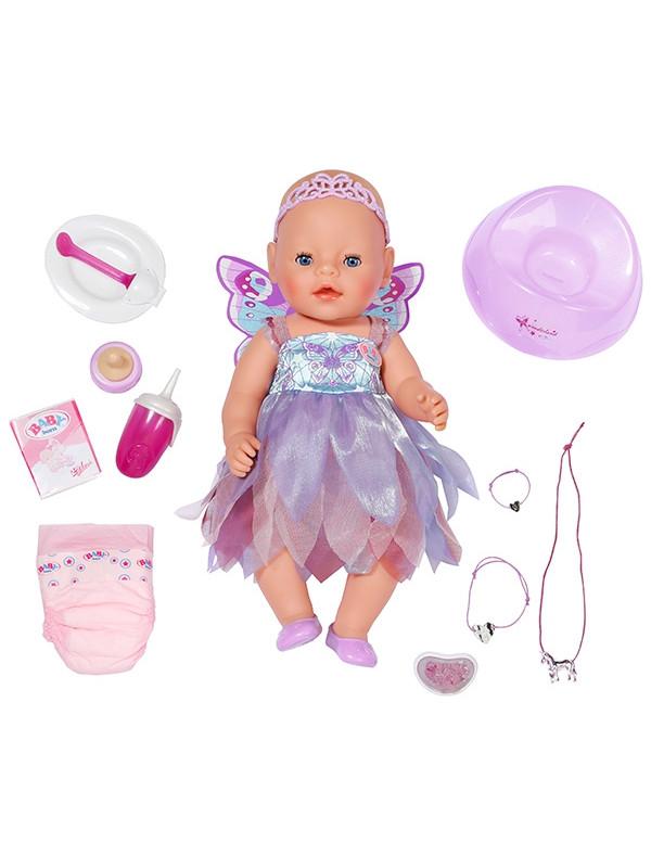Zapf Интерактивный пупс Фея Creation Baby born fairy