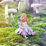 Zapf Интерактивный пупс Фея Creation Baby born fairy, фото 3