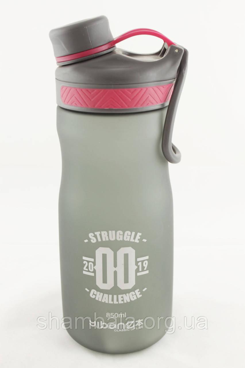 Бутылка для воды Struggle Chalenge спорт (057484)