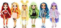 Ляльки Rainbow High Fashion Dolls / Пупси слайм сюрприз