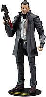 Фигурка McFarlane Cyberpunk 2077 - Takemura, фото 1