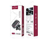 Автомобильный держатель для телефона магнитный HOCO CA23 Lotto Черный, фото 9