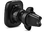Автомобильный держатель для телефона магнитный HOCO CA23 Lotto Черный, фото 6