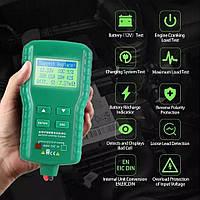 Тестер автомобильных аккумуляторов DY219 12V Car Battery Tester