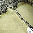 Штаны женские теплые на меху с манжетом Kuyadan C966 3XL капучино 20037925, фото 3