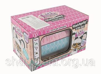 Лялька в капсулі з аксесуарами Hairspray ultra hold (069845)