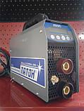 Аргонодуговий цифровий інверторний випрямляч Патон™ АДІ-200S DC TIG\MMA, фото 2