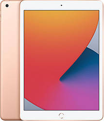 Apple iPad 10.2 2020 Gold, 32Gb, Wi-Fi