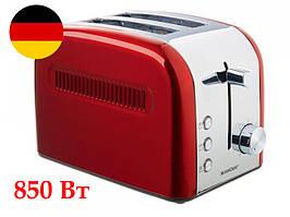 Немецкий тостер Silver Crest STS 850 C1 красный