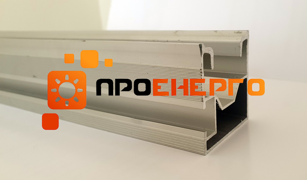 Алюминиевый профиль для солнечных панелей