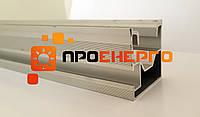 Алюминиевый профиль для солнечных панелей, фото 1