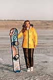 Теплий жіночий зимовий лижний костюм, фото 7
