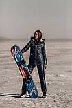 Теплий жіночий зимовий лижний костюм, фото 8